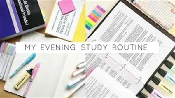 Evening Study
