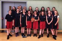 U16/U19 girls basketball