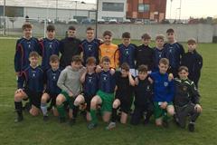 Under 15 Soccer