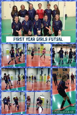 1st yr Futsal tournament